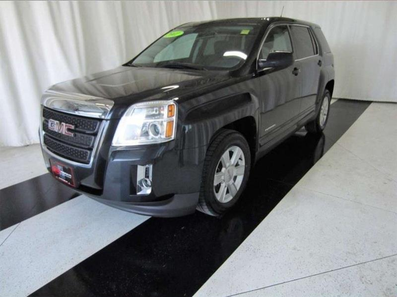 2011 GMC Terrain SLE-1 #13FE90351AT