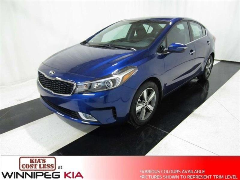 2018 Kia Forte EX *Basically Brand New!* #18FR779