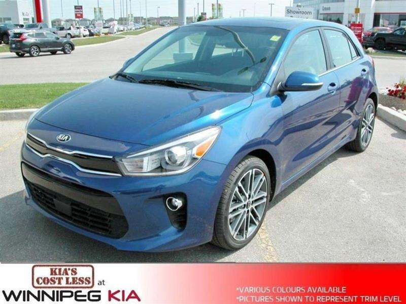 2018 Kia Rio EX Tech *Navi., Sunroof, Push Button To Start/Ente #18RI535