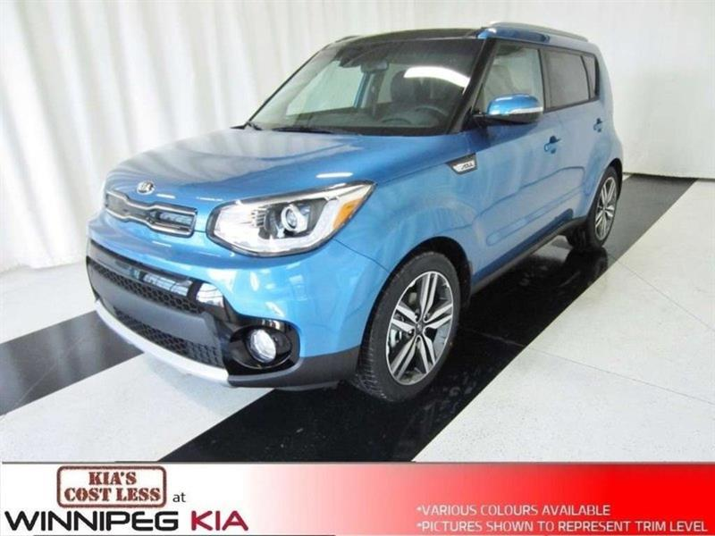 2018 Kia Soul EX Tech *Demo - Reduced To Sell Fast!* #18SO914