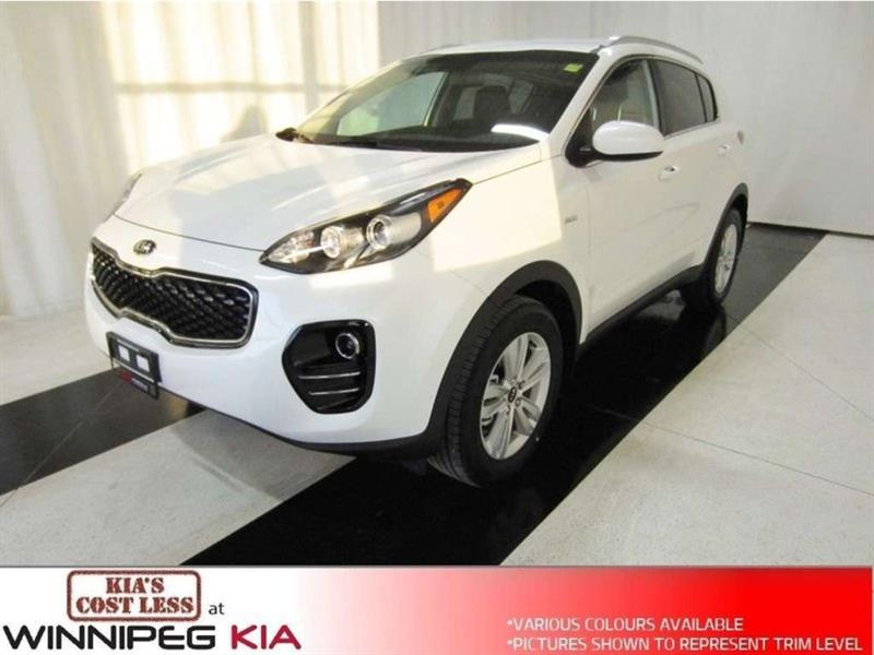2018 Kia Sportage LX *Heated Front Seats, Bluetooth, Cruise!* #18SP396