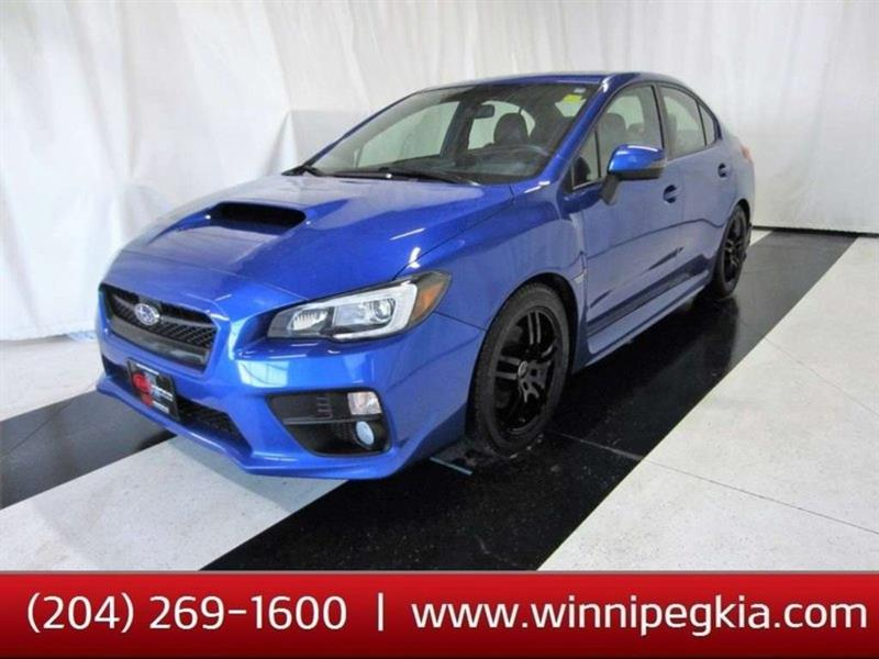 2016 Subaru Wrx w/ Sport-Tech Pkg *Inc. Winter Tires On Rims* #19FR118AA