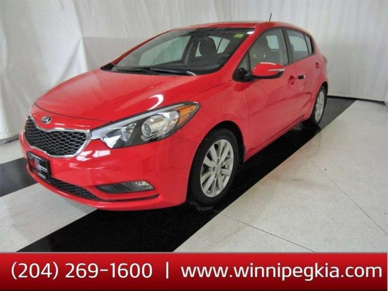2016 Kia Forte 5-door LX+ *Heated Seats, Always Owned In MB!* #16KF24532