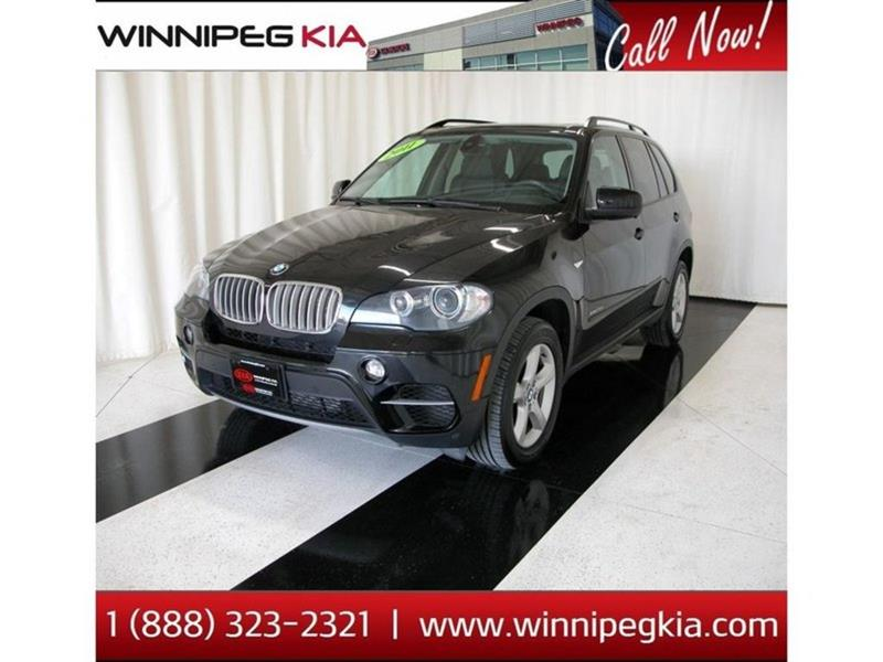 2011 BMW X5 xDrive35d *The Epitome Of Luxury!* #17SR107A