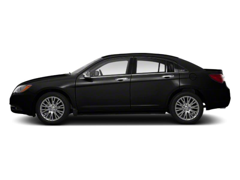 2012 Chrysler 200 Limited #18R648A