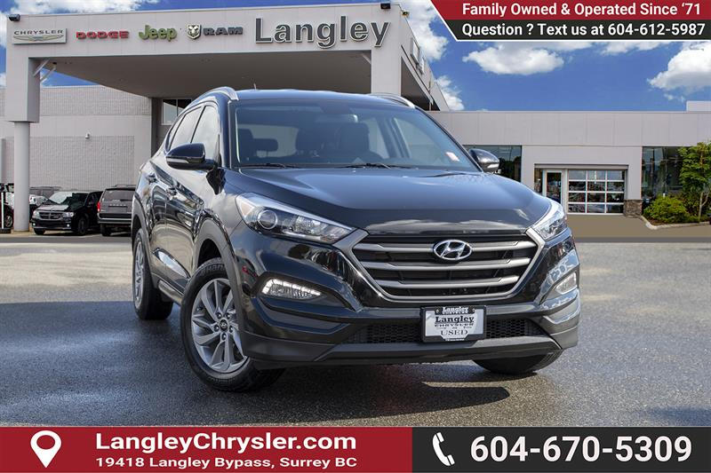2016 Hyundai Tucson Premium #EE901220A