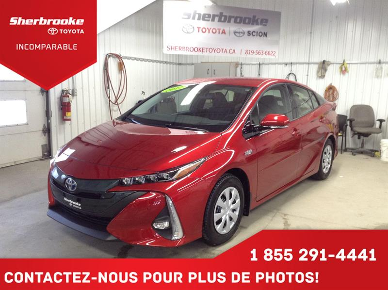 Toyota Prius Prime 2017 Technology PLUG-IN #U2904