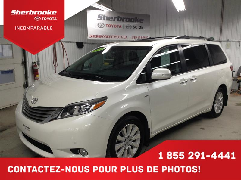 Toyota Sienna 2016 XLE Limited AWD 7 passagers #81175-1