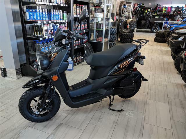 2019 Yamaha BWs 50 SCOOTER 50 C C  New for sale Chambord | Centre du