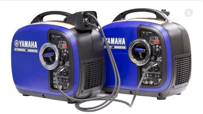 Yamaha EF20IST 2019