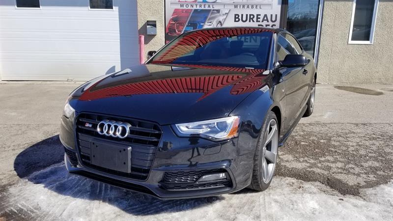 Audi S5 2015 TECHNIK, QUATTRO, MANUELLE #6374