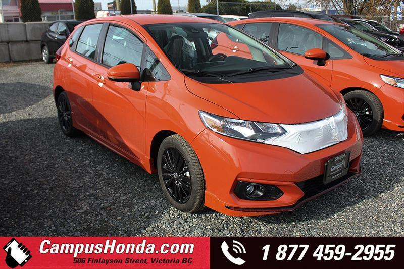 2019 Honda Fit Sport #19-0394
