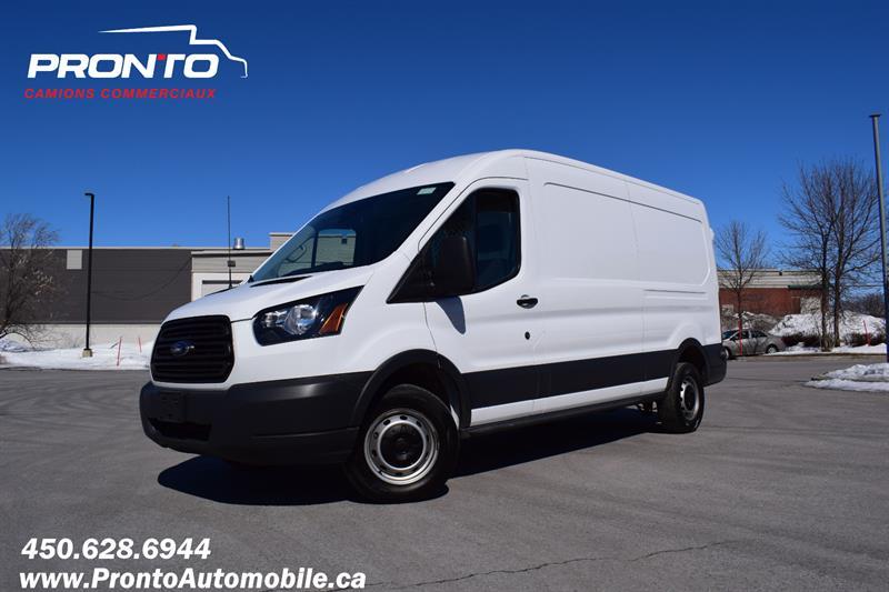 Ford Transit Van 2018 T-250 148 Med Rf 9000 GVWR Sliding RH Dr #1798