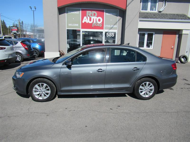Volkswagen Jetta Sedan 2014 4dr 1.8 TSI Man Highline #10284