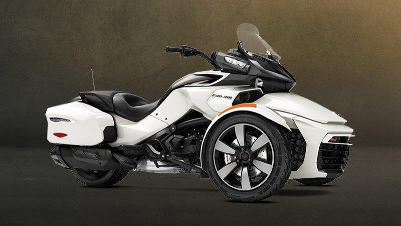 Can-am Spyder F3-T 2018