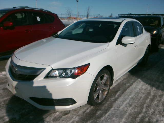 Acura ILX 2014 4dr Sdn PREMIUM cuir/tissus toit ouvrant mags #UD5175