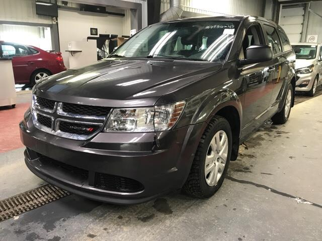 Dodge Journey 2016 FWD 4dr Canada Value Pkg #UD5176