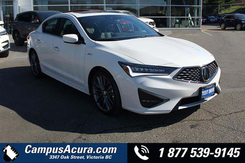 2019 Acura ILX A-Spec #D19-9160