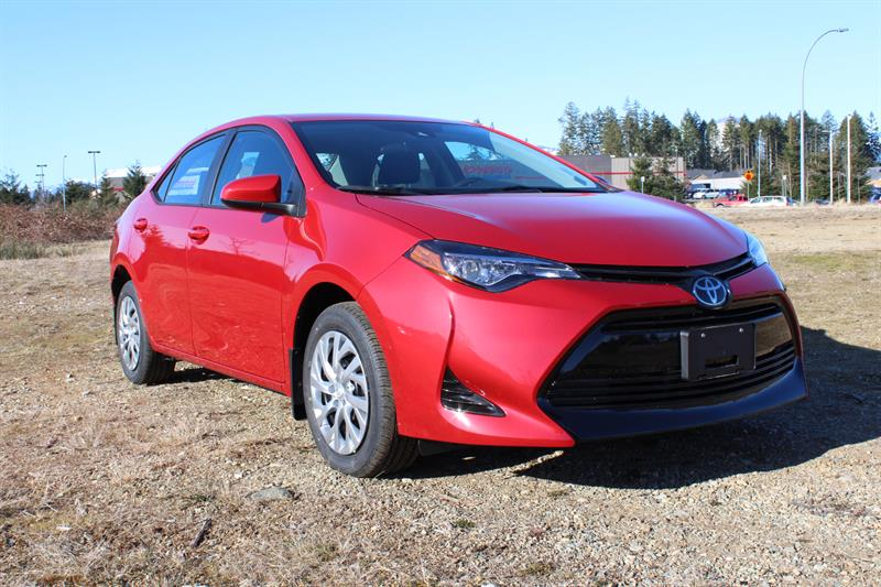 2019 Toyota Corolla LE  #12241