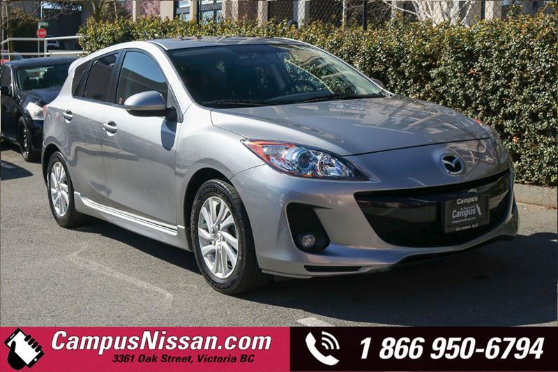 2012 Mazda Mazda3 | Sport | GS-SKY | FWD | Manual  #9-K090A
