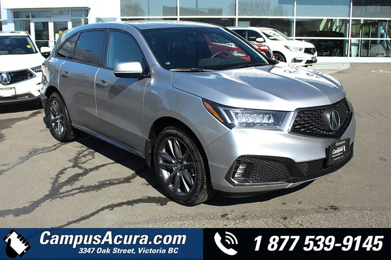 2019 Acura MDX A-Spec #19-7192