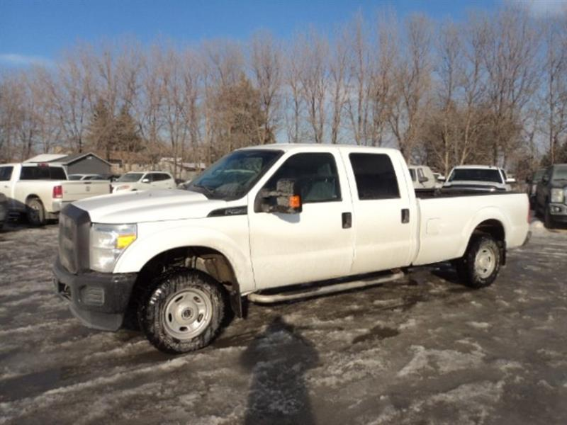 2015 Ford F-250 Crew Cab 4x4 Long Box