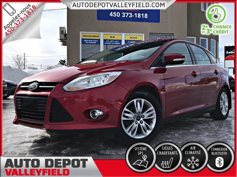 Ford FOCUS 2012 ***RÉSERVÉ AU FINANCEMENT #P1309A