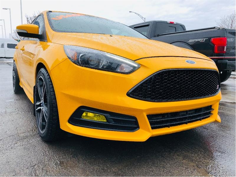Ford FOCUS 2015 ST #10127F