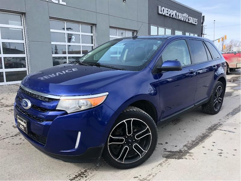 2013 Ford EDGE SELD SPORT