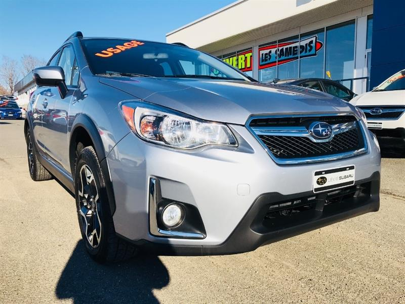 Subaru Xv Crosstrek 2016 Limited Package #15828a