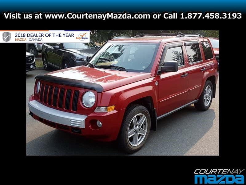 2007 Jeep Patriot Limited 4WD #P4681