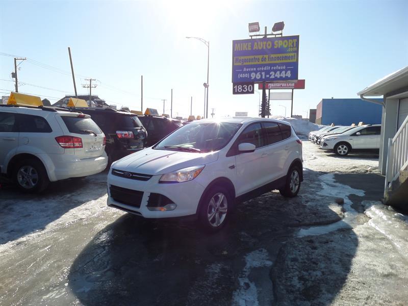 Ford Escape 2014 4WD 4dr SE #m5036