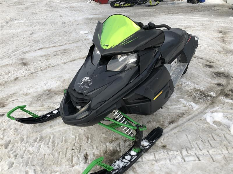 2009 Arctic Cat Z1 TURBO EXT