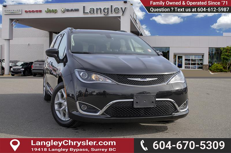 2018 Chrysler Pacifica Touring-L Plus #EE901780