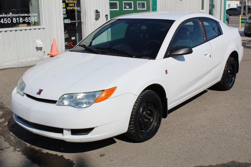 Saturn ION Quad Coupe 2007 2dr Cpe Auto Ion.2 #PV6887A