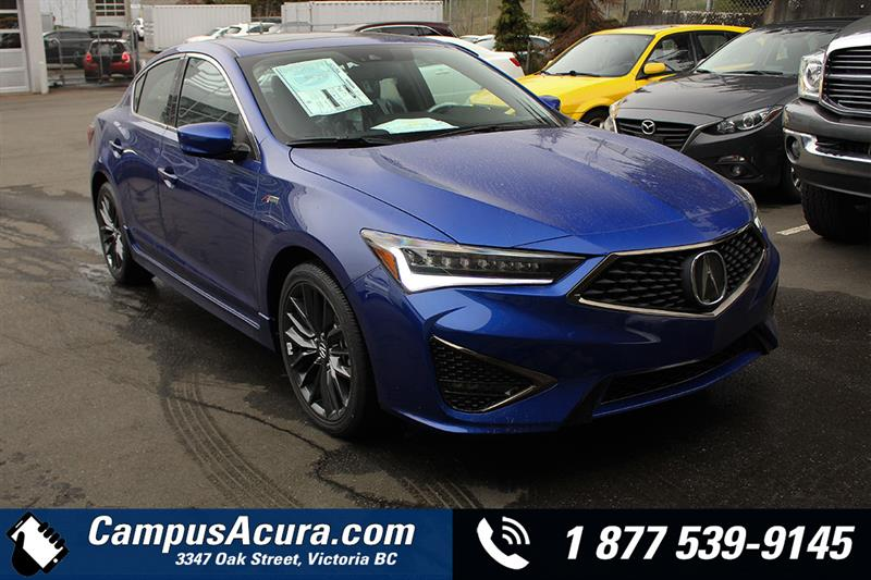 2019 Acura ILX Tech A-Spec #19-9191