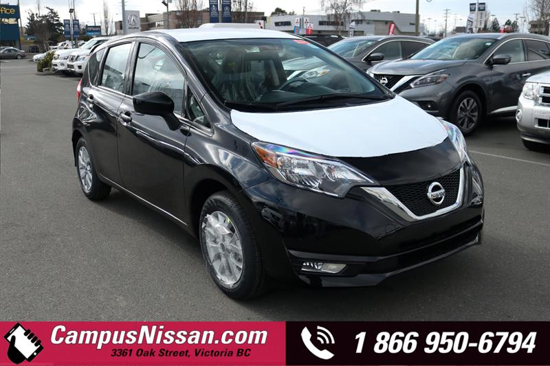 2019 Nissan Versa Note SV FWD w/ Special Edition Pckg #9-B212
