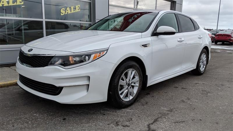 2016 Kia Optima 4dr Sdn #TO03285A
