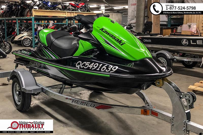 Kawasaki Jet Ski STX-15F 2016