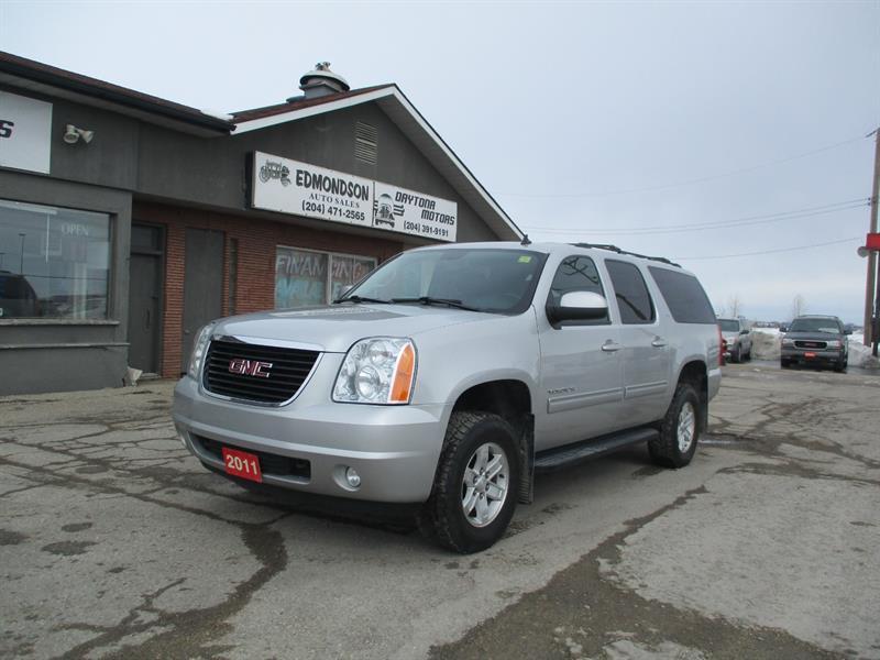 2011 GMC Yukon XL 4WD 4dr 1500 SLT w-1SC #5980