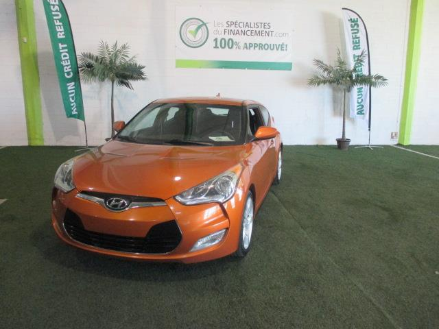 Hyundai Veloster 2013 3dr Cpe #2615-03