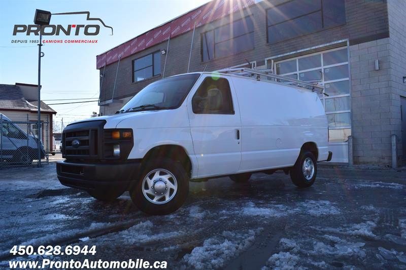 Ford Econoline Cargo Van 2011 E-250 ** 5.4L ** #1801