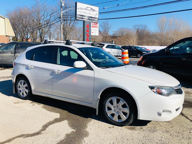 Subaru Impreza 2011 35$* par semaine/Financement #5439-2