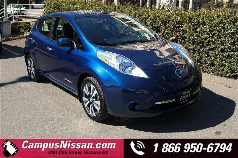 2016 Nissan Leaf | SV | FWD w/ Quick-Charge #JN3172