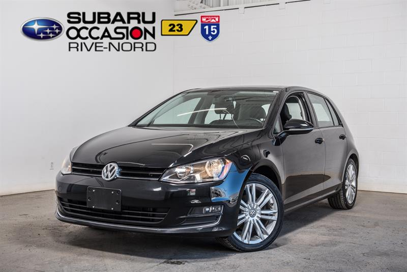 Volkswagen Golf 2015 1.8 TSI Highline CUIR+TOIT.OUVRANT+MAGS #191172A