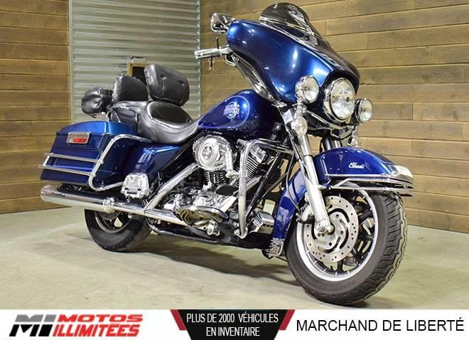 Harley Davidson FLHTC Electra Glide Classic 2002