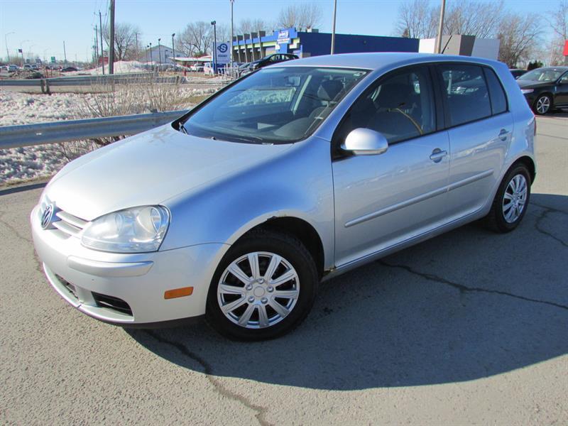 Volkswagen Rabbit 2008 2008 Volkswagen Rabbit - 4dr HB Man Trendline #4264