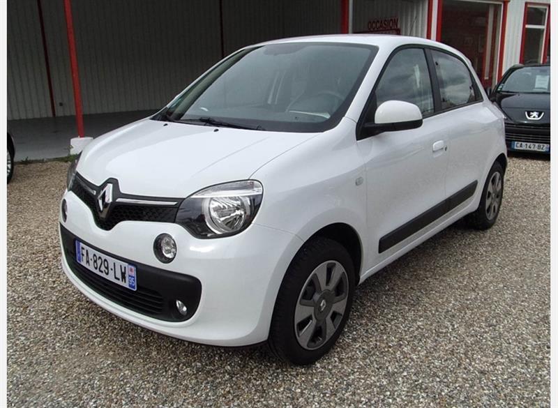 Renault TWINGO III 2018