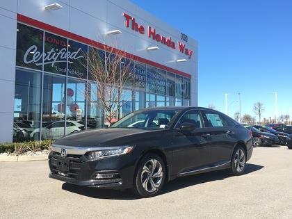 2019 Honda Accord Sedan EXL CVT #19-330