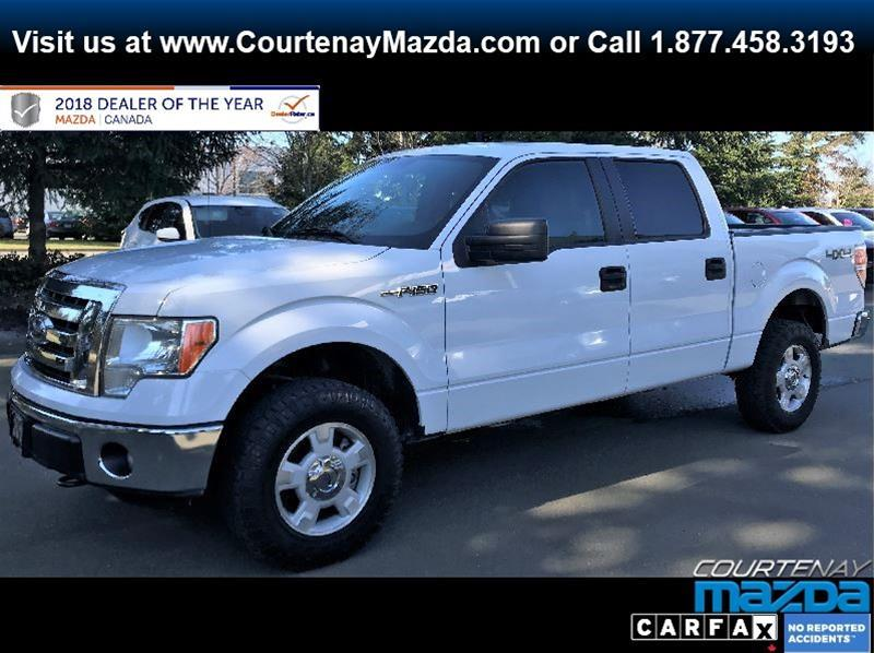 2012 Ford F150 XLT Supercrew 4WD #P4824